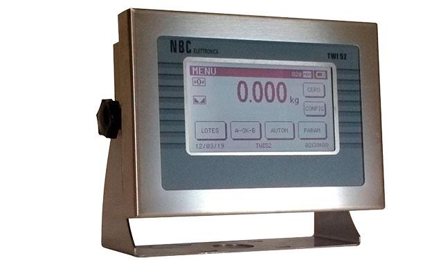 indicadores de peso TWI52 SS 01